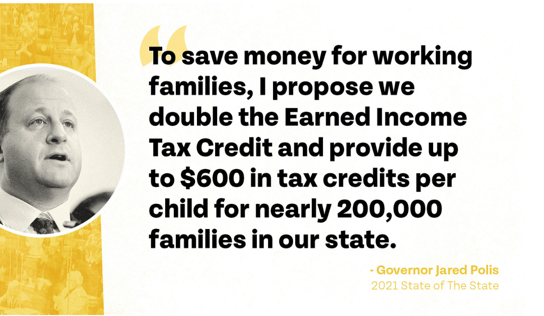 State of the State Includes Tax Credits Known to Reduce Child Maltreatment