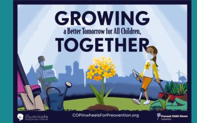 Illuminate Colorado is Giving Away 40,000 Pinwheels To Inspire A Conversation